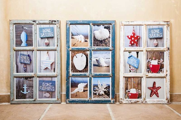 6 pane cottage frame
